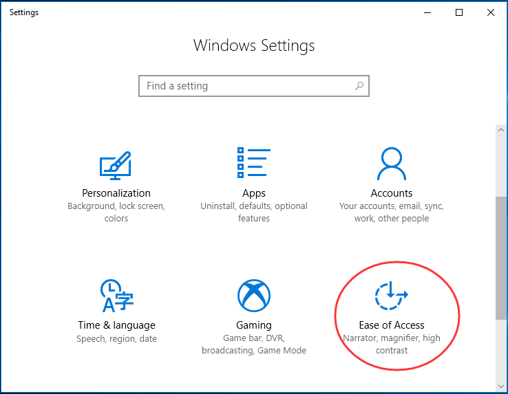 Turn Off Sticky Keys on Windows 10 Easily [with pictures]